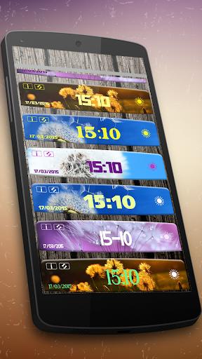 無料天气Appのタンポポ時計天気ウィジェット|記事Game