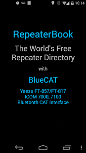 RepeaterBook- screenshot thumbnail