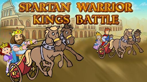 Spartan Warrior Kings Battle
