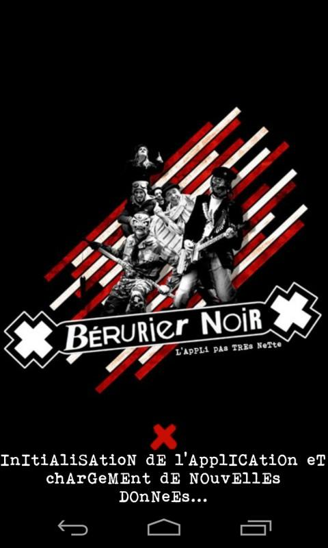 Bérurier Noir - screenshot