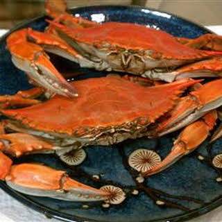 Delaware Blue Crab Boil.