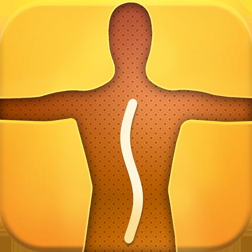 脊柱側彎跟踪 (ScolioTrack) 醫療 App LOGO-硬是要APP
