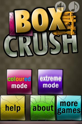 BOX Crush- screenshot