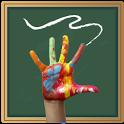 Finger Künstler (Malen 2.0) icon