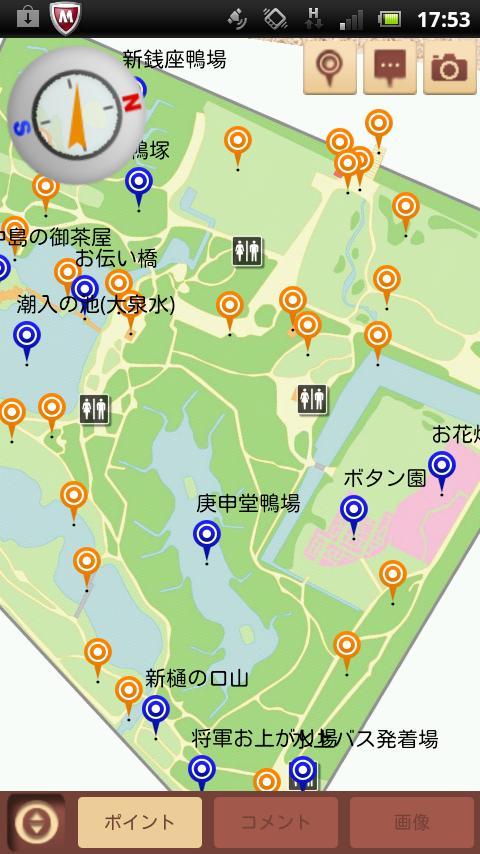 Cheeselas - share guide map- screenshot