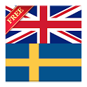 English Swedish Dict. FREE logo