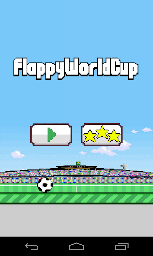 Flappy World Cup 2014