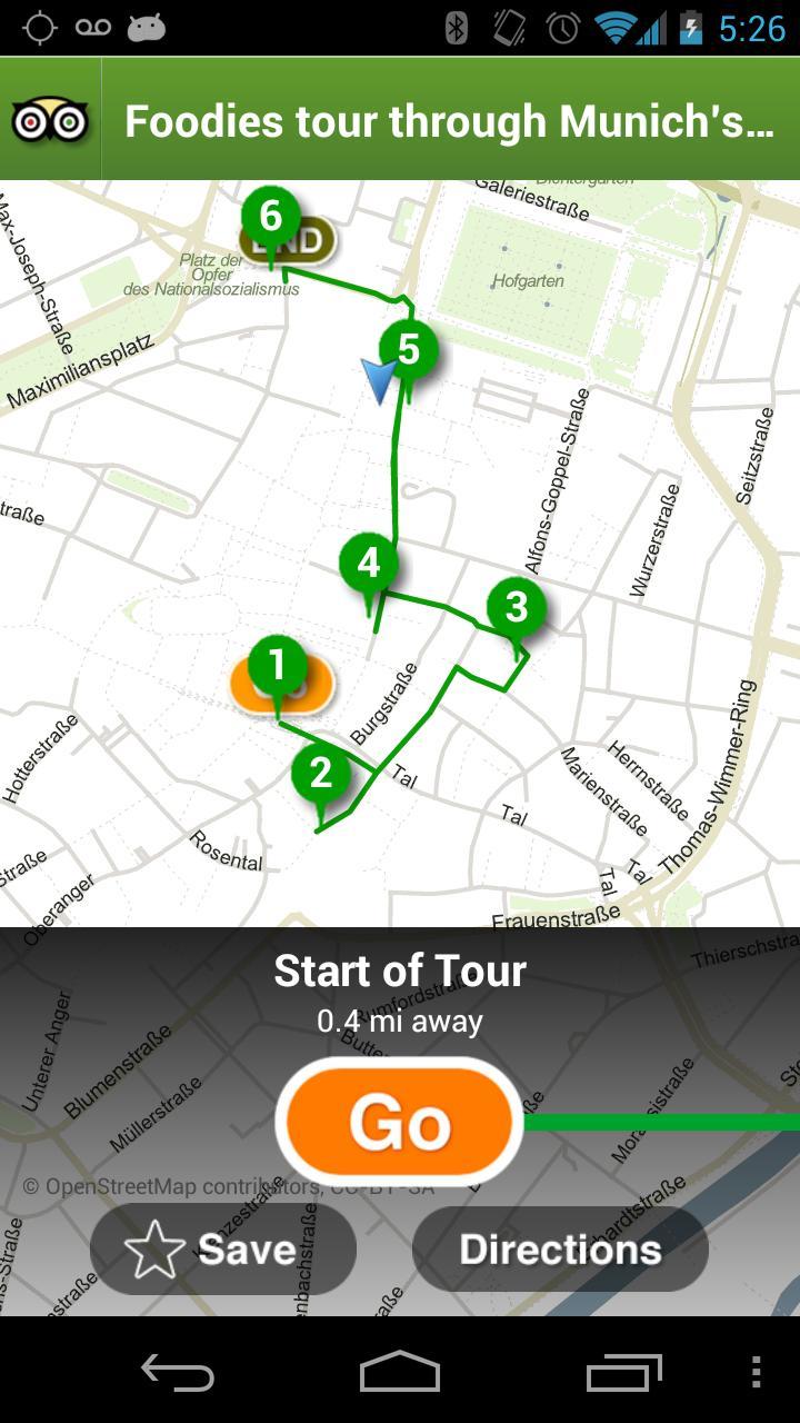 Munich City Guide screenshot #6