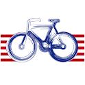 Radroutenplaner Hessen mobil logo