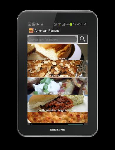 玩健康App|美國食譜免費免費|APP試玩