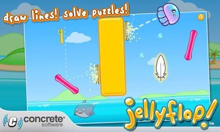 Jellyflop! Screenshot 1
