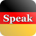 Speak German icon