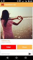Screenshot of Halla.in - express YOU!