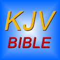 KJV Bible - Red Text icon