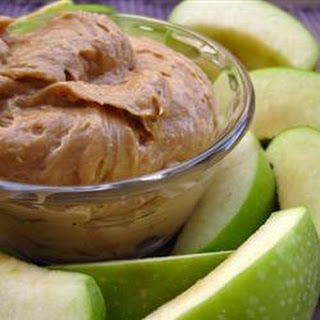 Peanut Butter Apple Dip