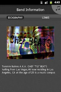 "Chef ""TG"" Beats - screenshot thumbnail"