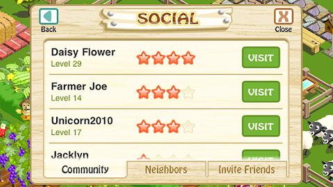 Farm Story™ Screenshot 12