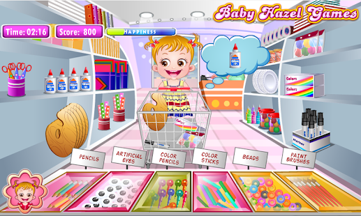 Baby Hazel Craft Time- screenshot thumbnail