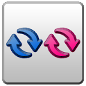 Flickr Sync logo