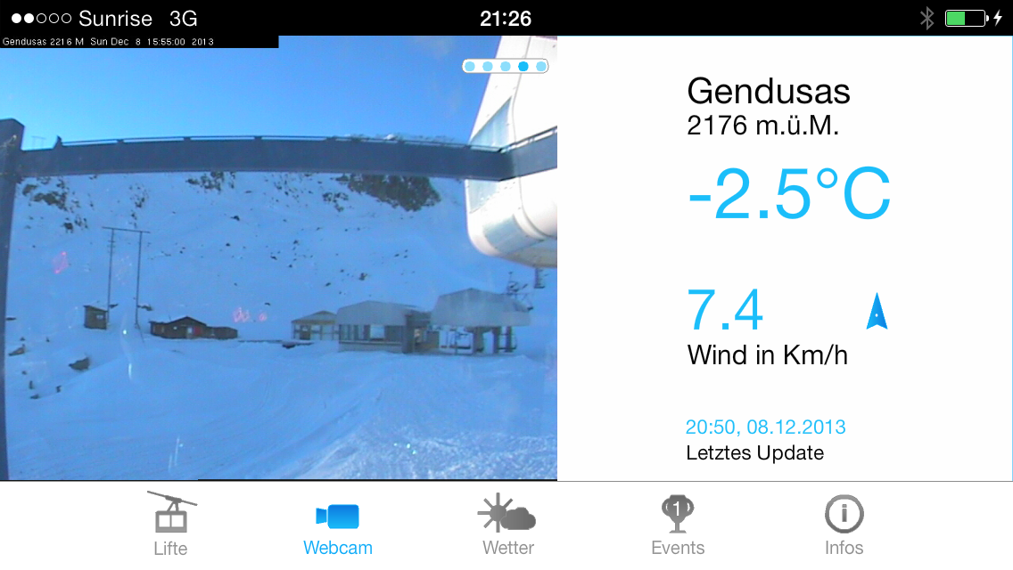 Disentis3000- screenshot