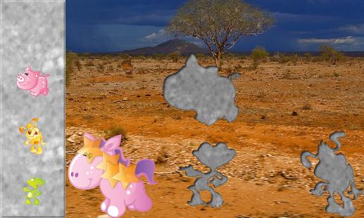 Zoo rompecabezas para niños !: miniatura de captura de pantalla