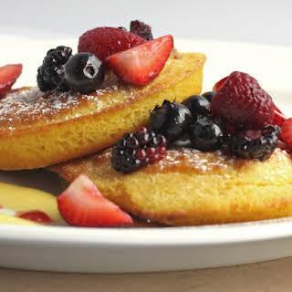 Jelly Doughnut Pancakes.