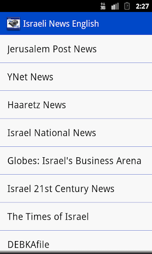 Israeli News English Ad-Free