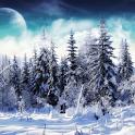 Nature Winter Live Wallpaper icon