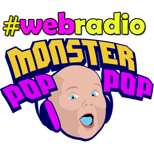 Web Rádio Monster Pop 音樂 App LOGO-硬是要APP