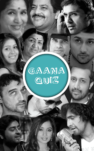 Gaana Quiz - Bollywood Mania