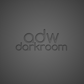 ADW Theme Darkroom Yellow