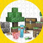 Mine Puzzle Craft