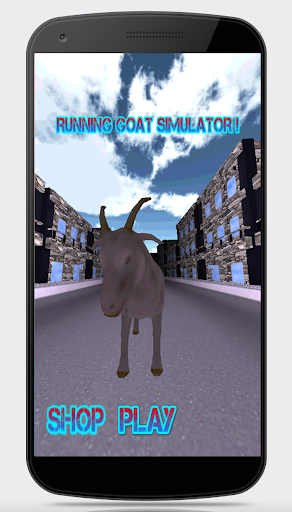 RUNNING GOAT SIMULATOR