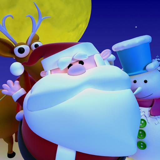 サンタクロースとトナカイ 休閒 App LOGO-硬是要APP
