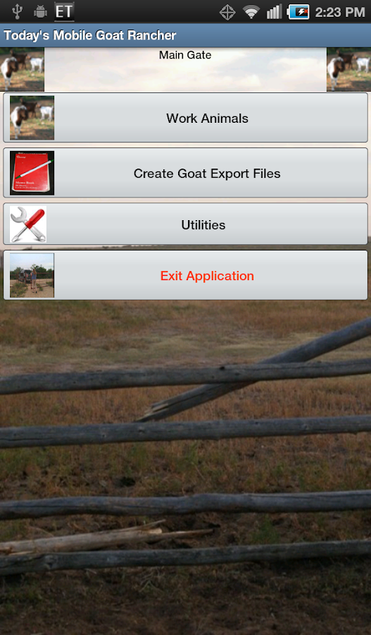 Today's Mobile Goat Rancher- screenshot
