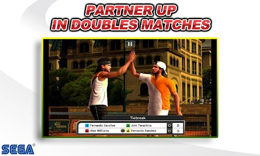 Virtua Tennis™ Challenge FREE - screenshot thumbnail