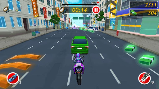 【免費街機App】Moto Locos - Bike Racing-APP點子