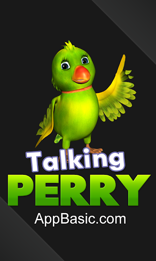 Talking Parrot - Perry