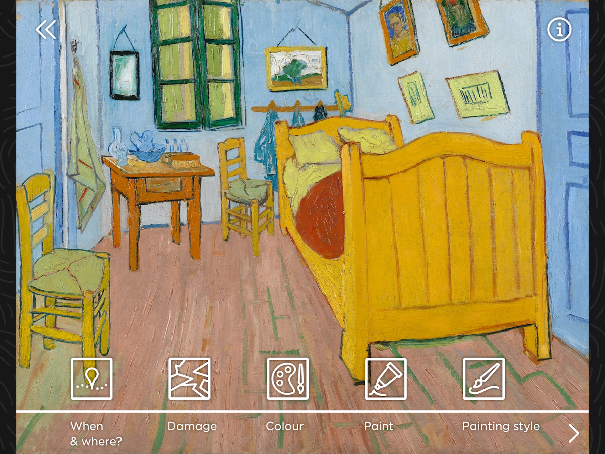 Touch Van Gogh- screenshot