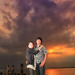 by Edo Amaramukti - People Couples