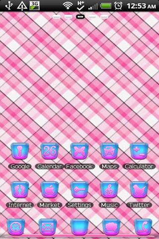 THEME - Cotton Candie