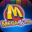 Rádio Mega 96 FM icon