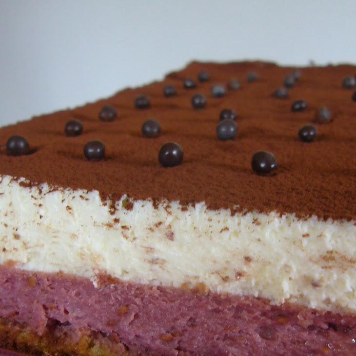 Baltic White Chocolate Raspberry Recipe