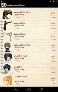 Game Drawing Anime Manga APK for Windows Phone