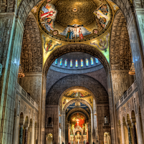 by Dawn Robinson - Buildings & Architecture Places of Worship ( church, washington dc )