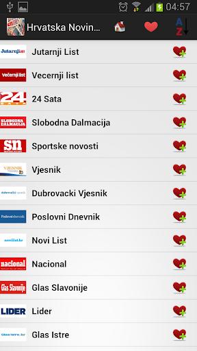 克罗地亚报纸和新闻