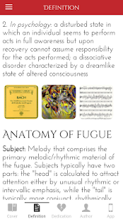 Fugue by David Houston- screenshot thumbnail