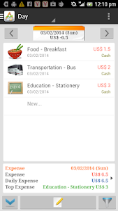 AndroMoney ( Expense Track ) v2.7.17