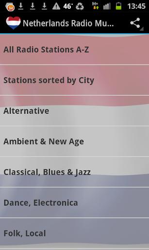 Netherlands Radio Music News