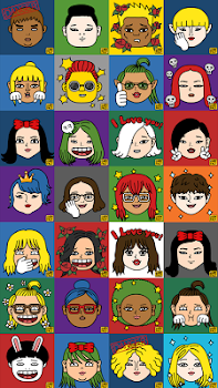 EveryFace – caricature for all